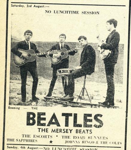 הופעה אחרונה בקאוורן, אוגוסט 1963